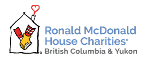 Ronald McDonald House Charities British Columbia & Yukon Logo